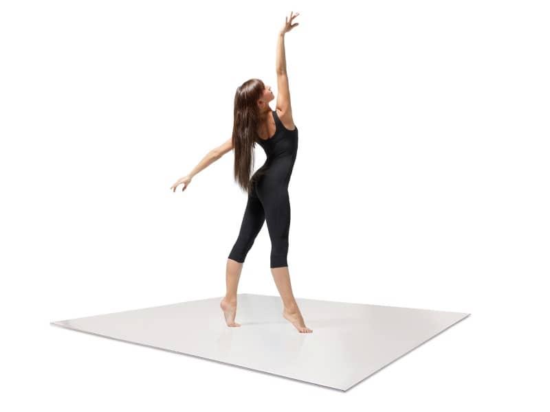 Dancepracticemat
