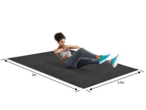 Large Exercise Mat 2 4x3 01
