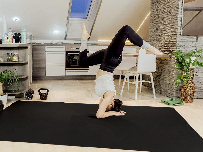 Large Exercise Mat 6 4x3